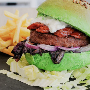 Beyon burger vegan